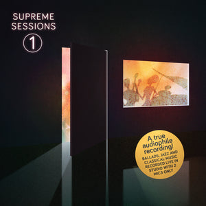 Supreme Sessions 1 - CD