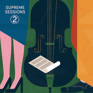 Supreme Sessions 2 - Various artists<br>(CD)