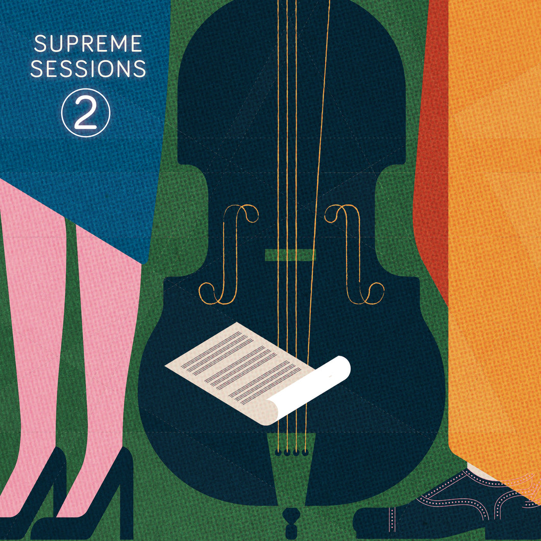 Supreme Sessions 2 - CD