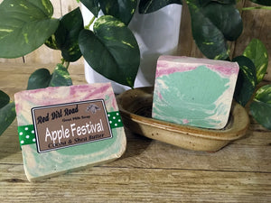 Apple Festival  Goat Milk Soap