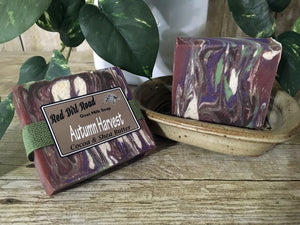 Autumn Harvest Goat Milk Soap