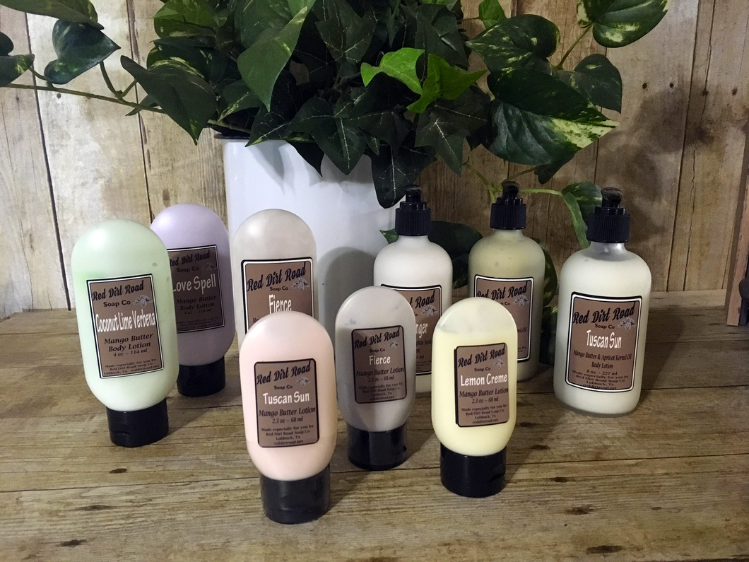 White Patchouli Hand & Body Lotion