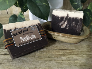 Pumpkin Latte Goat Milk Soap