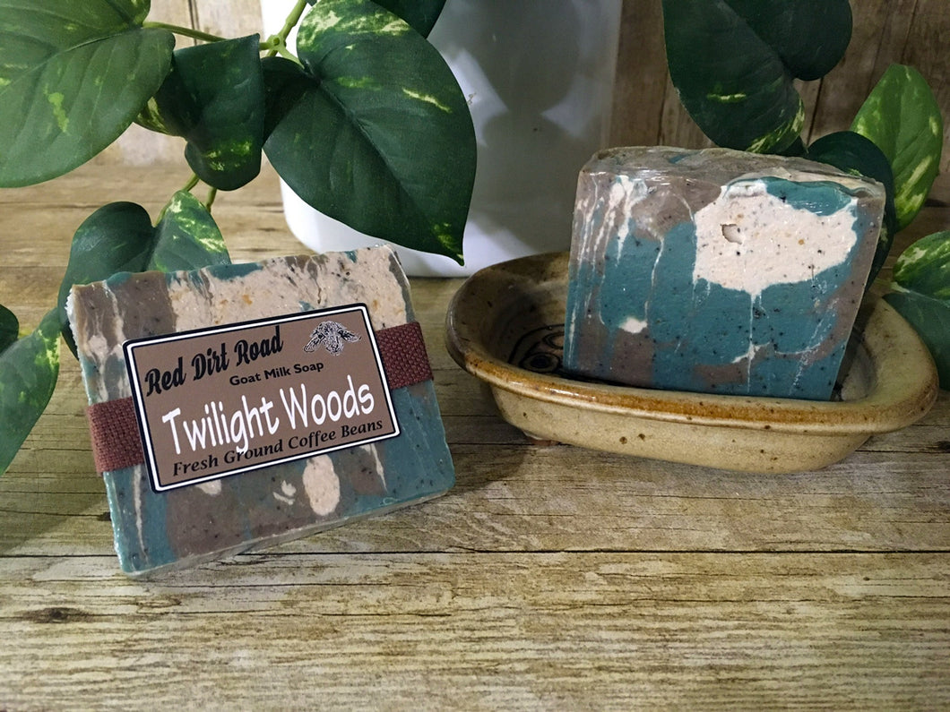 Twilight Woods Goat Milk Soap