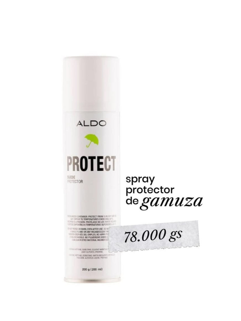 Spray Protector de Gamuza