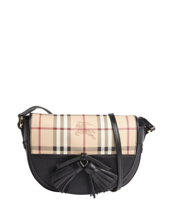 Cartera Burberry Ashby Tassel