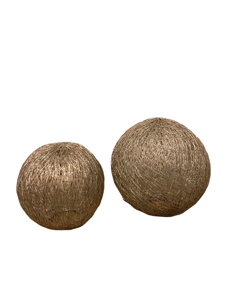 2 Bolas Decorativas