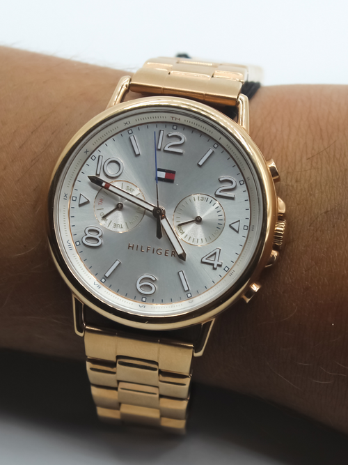 Reloj Tommy Hilfiger Rose Gold