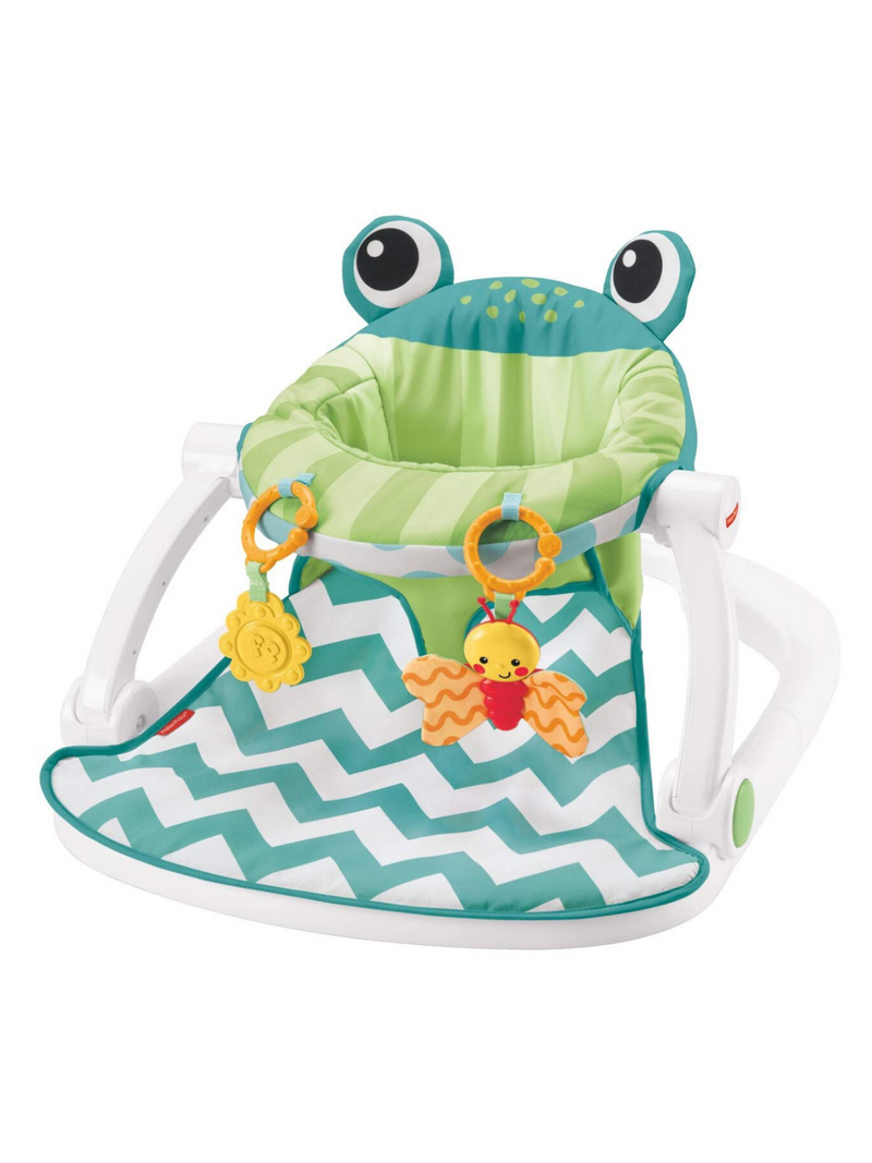 Asiento de Bebé Fisher-Price Rana