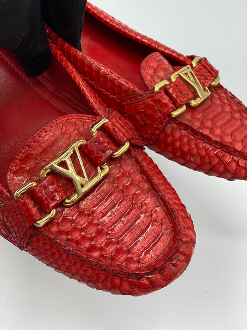 Loafers Louis Vuitton (38)