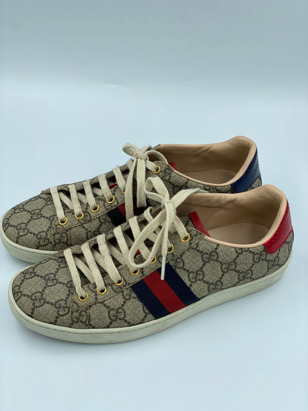 Sneakers Gucci Ace GG (talle 38.5)