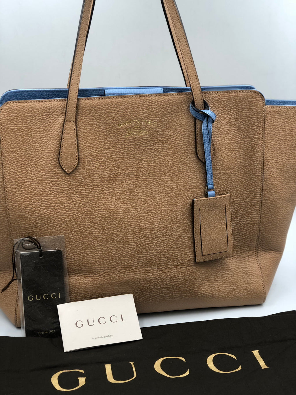 Cartera Gucci Swing