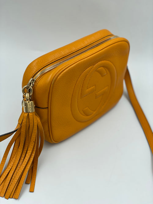 Bandolera Gucci Soho Disco Bag