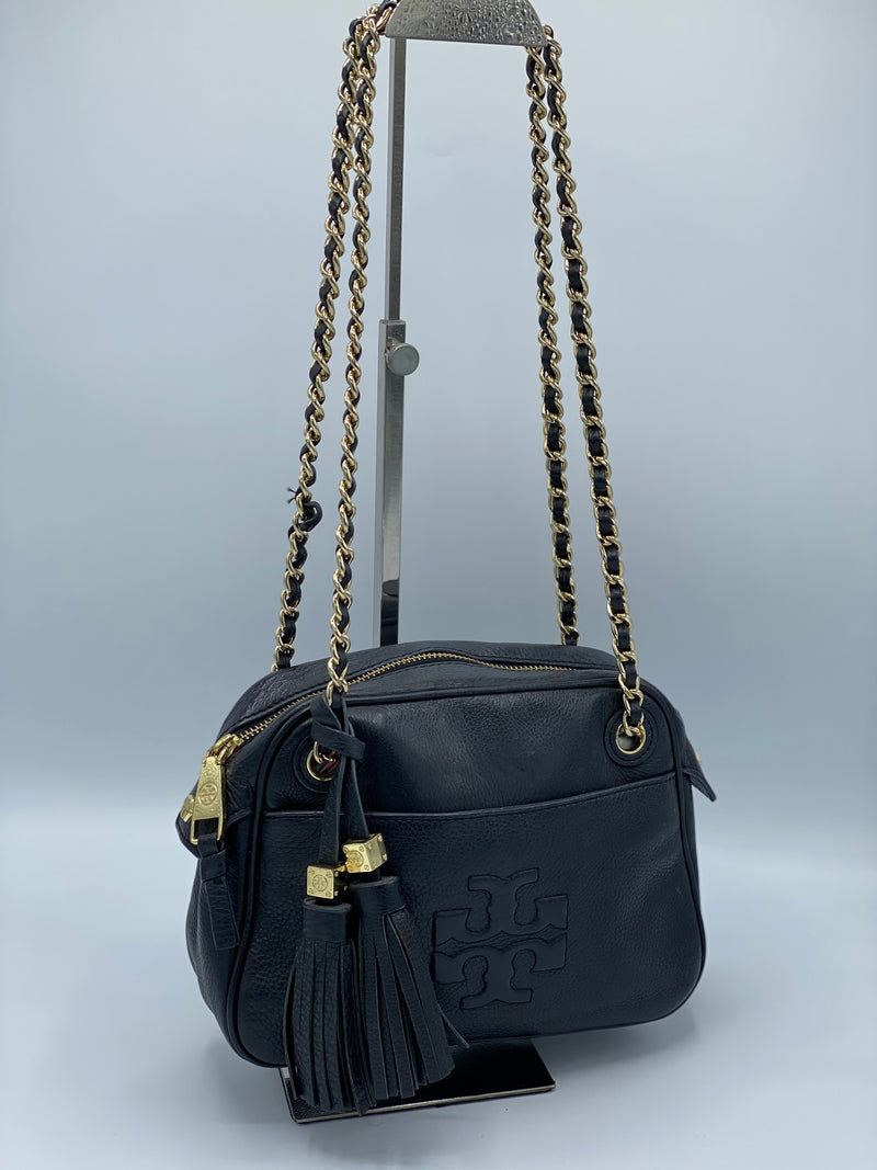 Cartera Tory Burch negra
