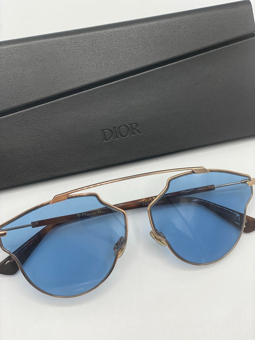 Lente de Sol Dior So Real Pop Azul