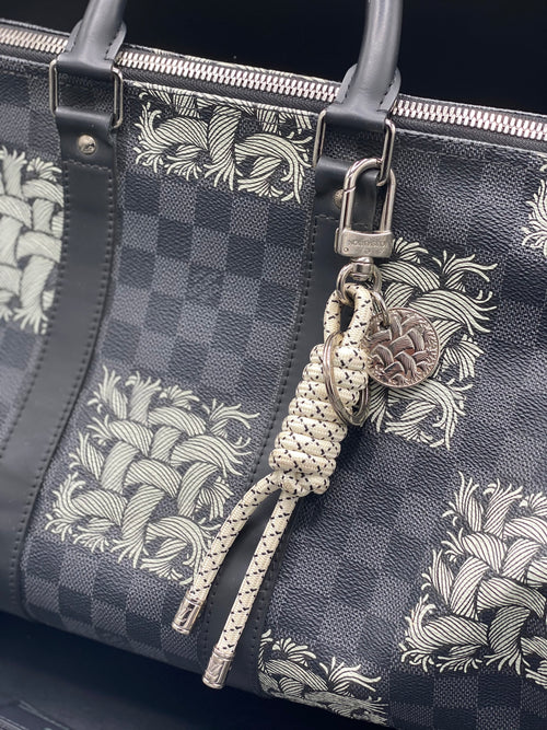 Llavero Louis Vuitton Rope Keychain