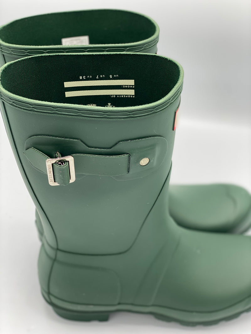 Botas de Lluvia Hunter (US 7)