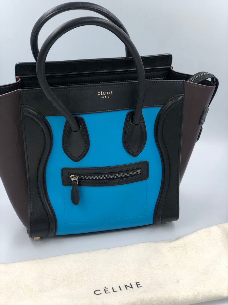 Cartera Céline Luggage Tote