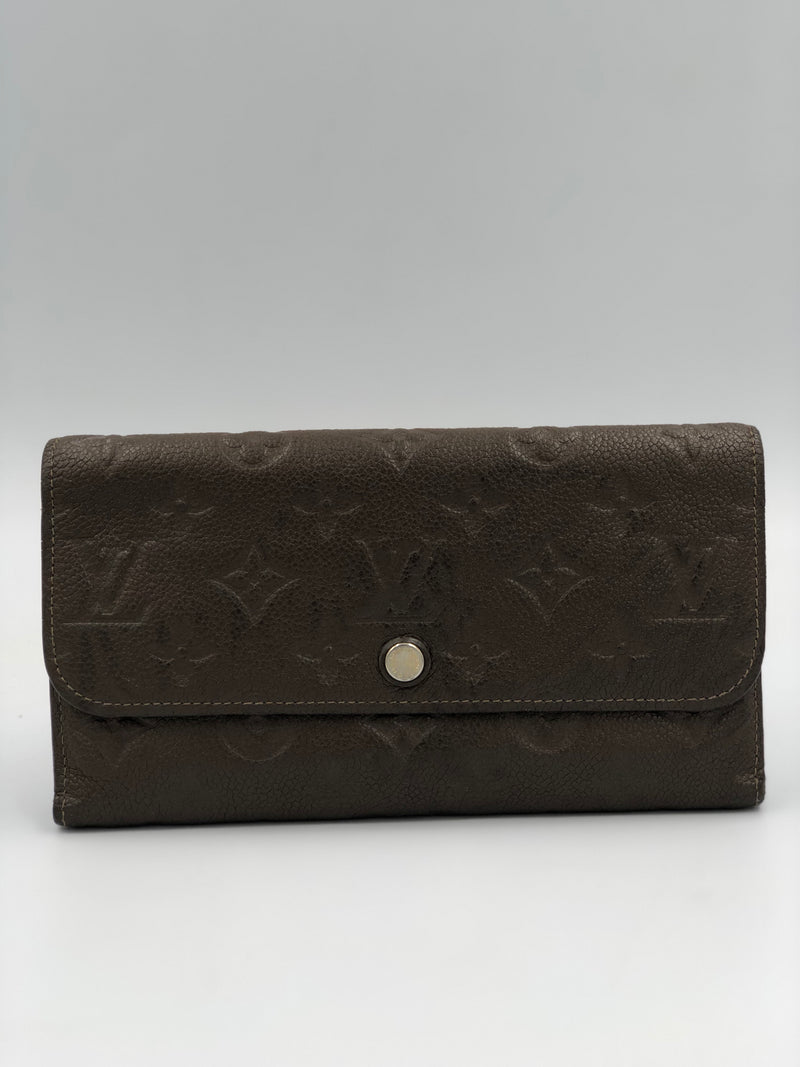 Billetera Louis Vuitton Trifold