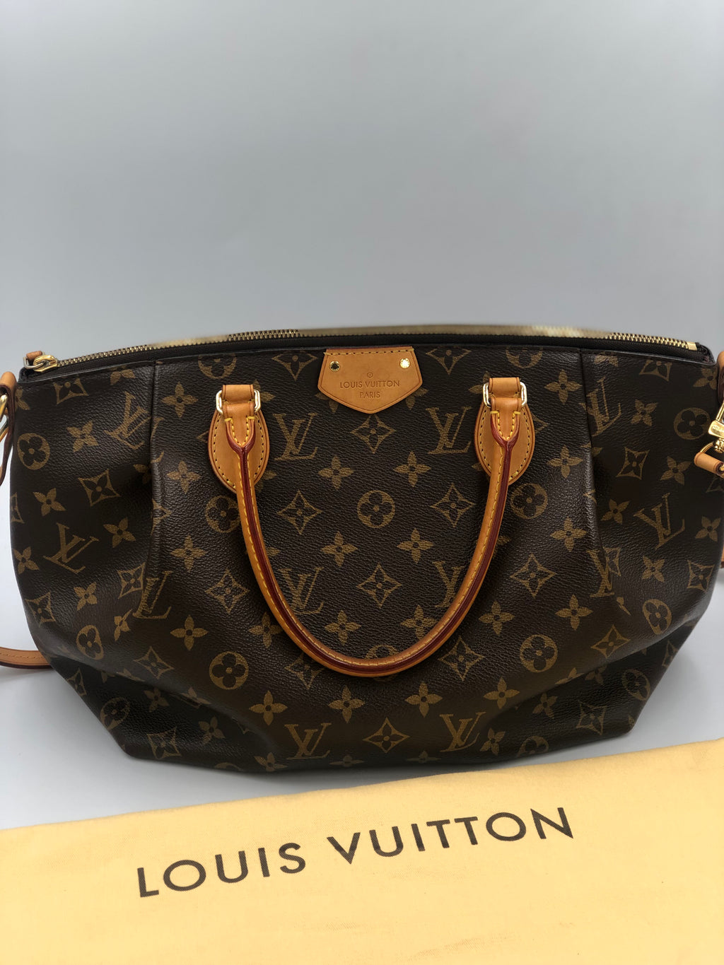 404fc57c1 Cartera Louis Vuitton Monogram Turenne MM