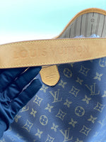 Cartera Louis Vuitton Monogram Delightful MM