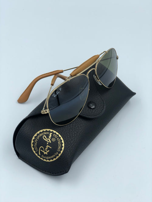 Lente de Sol Ray-Ban Outdoorsman Craft