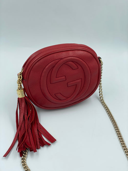 Bandolera Gucci Soho Chain Bag