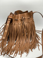 Bucket Bag Boho Schutz