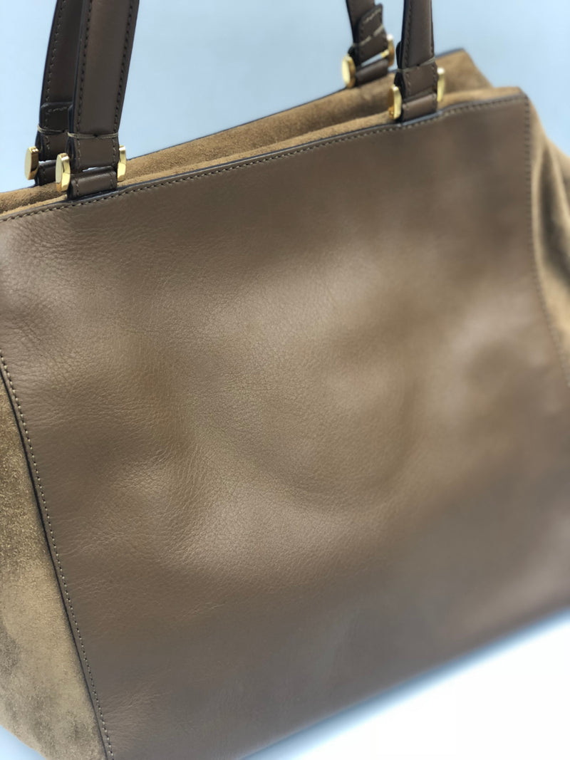 Cartera Forest Boston Bag
