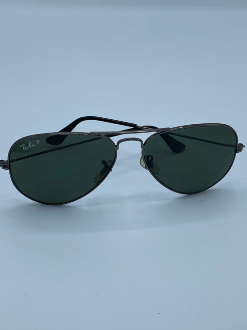 Lente de Sol Ray-Ban Aviador Large Metal