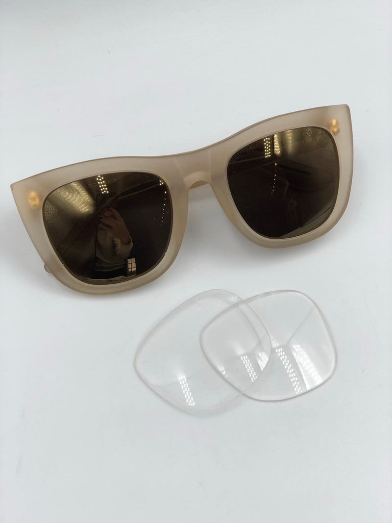 Lente de Sol Retro Super Future Sunglasses