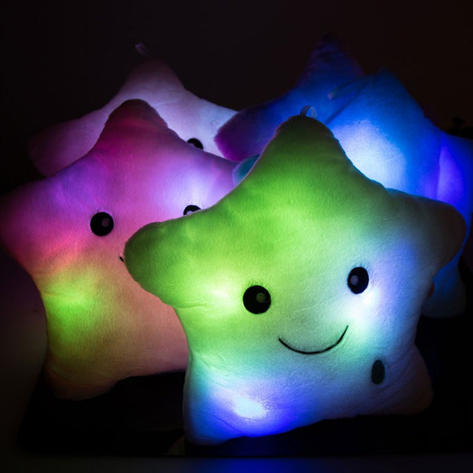 Decorative Luminous Pillow