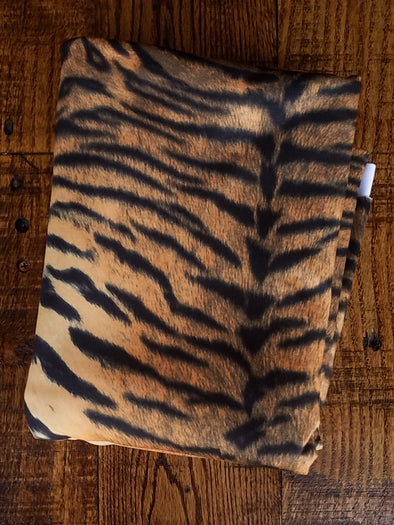 Tiger Print YOGA Knit Poly Spandex 280GSM