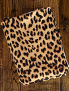 Golden Animal Print YOGA Knit Poly Spandex 280GSM