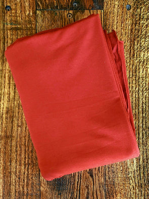 Rust Cotton Spandex 10oz