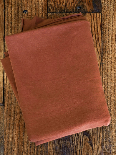 Tobacco Cotton Spandex 10oz