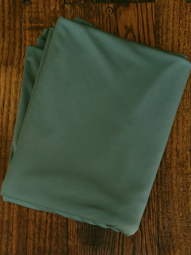 Dark Sage Lightweight Athletic Knit 245GSM