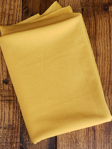 Mustard Liverpool Poly Spandex
