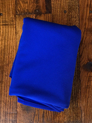 Royal Blue BULLET Liverpool Poly Spandex