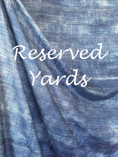 RESERVED YARDS