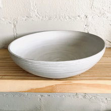 Simply White Decorative Bowl