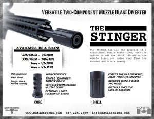 The Stinger -- CORE only.