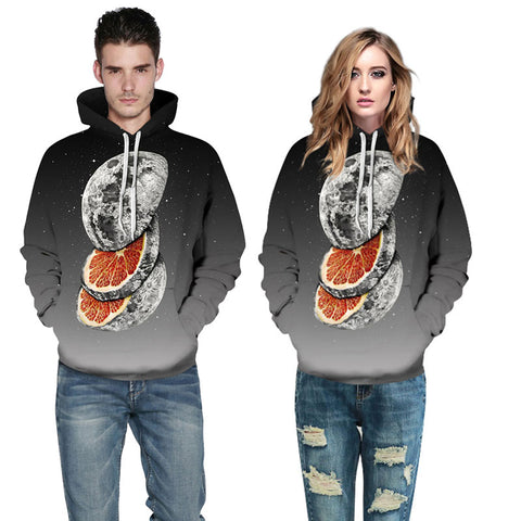 Planet Orange Sweatshirts - Milestonebuy