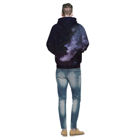 Fashion Space Galaxy Hoodies - Milestonebuy