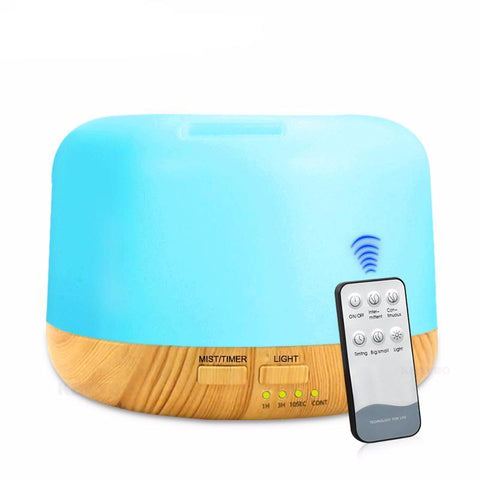 300ml Air Conditioning Humidifier Essential Oil Diffuser - Milestonebuy