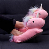 Chaussons licorne lumineux - Vogadget