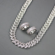 RAPPER Bundle Set in White Gold