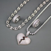 PLAYER Bundle Set in White Gold
