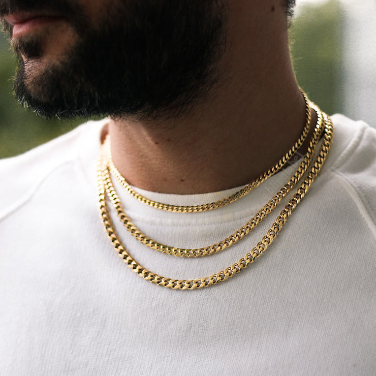 gold chains men