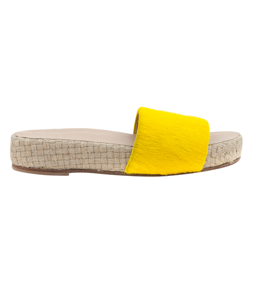ARIS SLIDE STRIPE PONY
